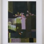 Teresa pemberton Wychwood Lighting up a Dark Room oil on canvas on board 56 x 38 cm 1,500 -200ee879