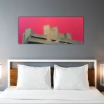 michael wallner_National Theatre pink_bedroom wall_wychwood art-ca8e9122