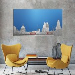 michael wallner_waterloo bridge_aluminium_in situ 3_wychwood art-f70b1116