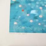 turquoise bay. gordon hunt. wychwood art. cellophane wrapped close up 2-b598f5b2
