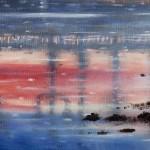Battersea Bridge Oil 2014 detail 2 51 x 76 cm (20 x 30 inch) Wychwood Art-08c70742