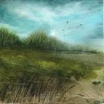 Cathryn Jeff Blue Sky Rising Wychwood Art-bf501b55