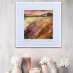 Cathryn Jeff Hills of Ochre & Pink In situ1 Wychwood Art-9ff9a322