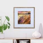 Cathryn Jeff Hills of Ochre & Pink in situ2 Wychwood Art-dccdfde3