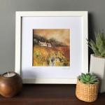 Cathryn Jeff Russet Fields in situ 1 Wychwood Art-40d224c7