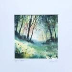 Cathryn Jeff Signs of Autumn mount Wychwood Art-40a8a835