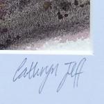 Cathryn Jeff Village View signature Wychwood Art-53a70f19