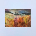 Cathryn Jeff Vivid Hayfield mount Wychwood Art -03a7777d