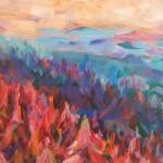 Charmaine Chaudry Above the Woods Wychwood Art Closeup-22e23de4