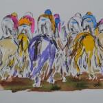 Chasing the leader.Garth Bayley.wychwood art.1-8adb040b