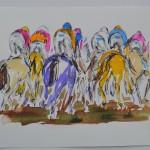 Chasing the leader.Garth Bayley.wychwood art.2 -40faddb2