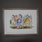 Chasing the leader.Garth Bayley.wychwood art.7-58bd4dca