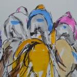 Chasing the leader.Garth Bayley.wychwood art.8-10acda13