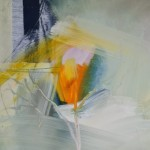 Claire Chandler Knife Edge detail oil on board Wychwood Art-8a611721