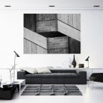 Cristian Stefanescu – Monochromatic – Abstract Geometry, Black and White Photography – InSitu A #11-abba69f0