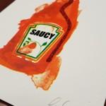 Gavin Dobson, Saucy mini3-9eede8d3