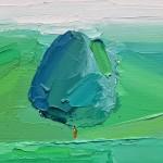 Green trees II Georgie dowling wychwood art 03-8dd720ee