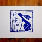Jess Harrington Wild Blue Hare1 Wychwood Art-1354a4c2