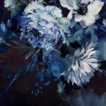 Jo Haran Navy Blue Dream  Wychwood Art 1-445646a8