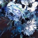 Jo Haran Navy Blue Dream  Wychwood Art 11-4fcd558b