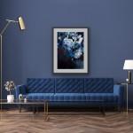 Jo Haran Navy Blue Dream  Wychwood Art 3-2c11b0f0