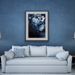 Jo Haran Navy Blue Dream  Wychwood Art 4-d6b6fabb