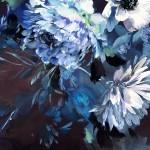Jo Haran Navy Blue Dream  Wychwood Art 5-8bee7b83