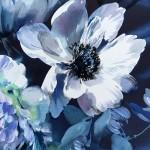 Jo Haran Navy Blue Dream  Wychwood Art 8-808eaa01