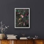 Jo Haran Woodland Stems on Dark Wychwood Art2-1a130d74