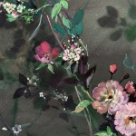 Jo Haran Woodland Stems on Dark Wychwood Art5-4431c767