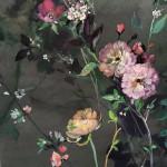 Jo Haran Woodland Stems on Dark Wychwood Art6-ee6d9f52
