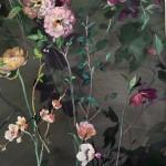 Jo Haran Woodland Stems on Dark Wychwood Art7-b2d1254a