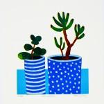Kerry Day Succulents 1 Wychwood Art-80f95bef