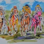 Photo Finish. Garth Bayley. Wychwood art. 1-74b2c560