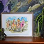 Photo Finish. Garth Bayley. Wychwood art. 10-b348dd1e