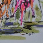 Photo Finish. Garth Bayley. Wychwood art. 3-cefe4fbc