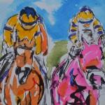 Photo Finish. Garth Bayley. Wychwood art. 4-0209f42f