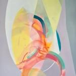 Quiet Days 85 x 95cm acrylic on canvas Wychwood Art-1ea4fb72