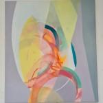 Quiet Days 85 x 95cm acrylic on canvas-a57a7b0a