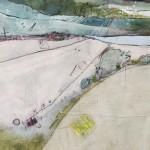 Rachel Cronin Gathered Landscape Wychwood Art Close up -b5b291d4