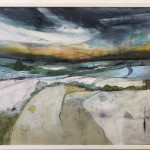 Rachel Cronin Gathered Landscape Wychwood Art Frame-79e9b47e