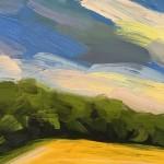 Suzanne Winn Across The Rapefield I Detail II-0039884b