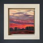 Suzanne Winn Red Sky At Night II Hanging-73b5e761