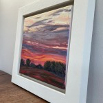Suzanne Winn Red Sky At Night II Side-fa50eb00