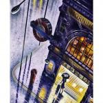 Tube Rain 1 WB Oil 2015 76 x 51 cm (30 x 20 inch) Wychwood Art-41e6c76b