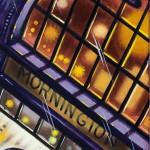 Tube Rain 1 detail 4 Oil 2015 76 x 51 cm (30 x 20 inch) Wychwood Art-fb2b4087