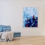 Wychwood Art:Albury Bluebells – Paula Cherry-9664a6f0