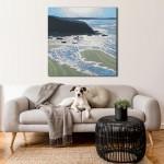 beach sunshine. gordon hunt. wychwood art. interior1-c6b0422a