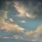 'A gentle breath' 80 x 80 £1750-a06c5a69