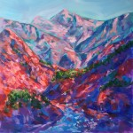 Charmaine Chaudry Himalayan Valley Wychwood Art Full Image Landscape-f1923119